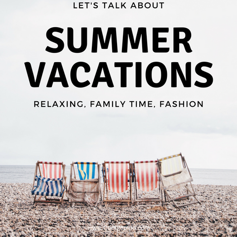 Summer Vacations - Let's chat!