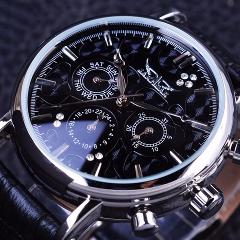 Luxury Automatic Mechanical Watch - orderinbox