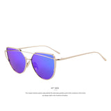 MERRY'S Fashion Women Cat Eye Sunglasses-orderinbox