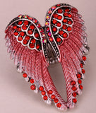 Angel Wings Stretch Ring-orderinbox