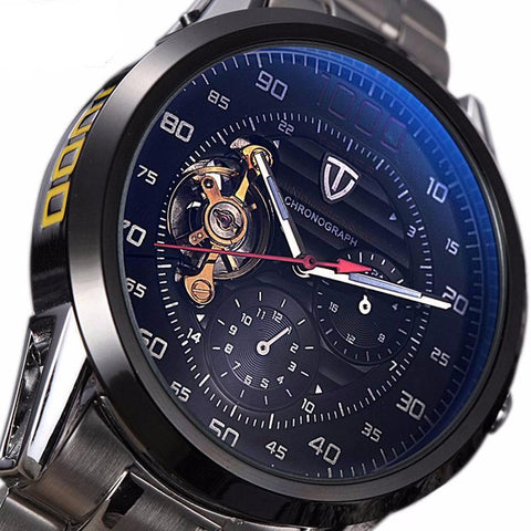 Luxury Sport Military Watch - orderinbox