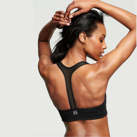 Fitness T back Push Up Bra-orderinbox