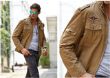 KOMBAT Men's Military Bomber Jacket - orderinbox