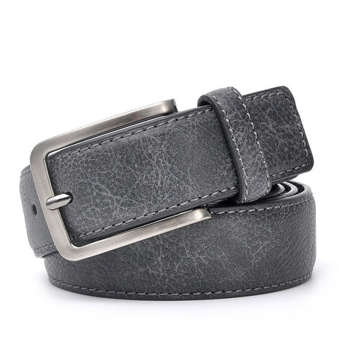 Men Gents Leather Belt-orderinbox