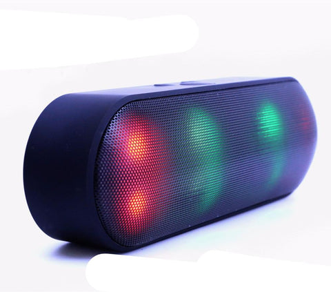 Bluetooth LED Portable Wireless Speaker-orderinbox