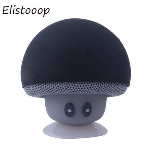 Portable Mini Mushroom Wireless Bluetooth Speaker-orderinbox