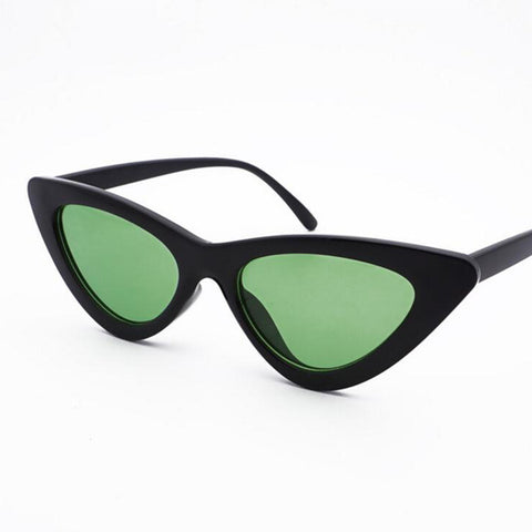 Triangle Small Size Frame Sun Glasses-orderinbox