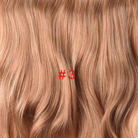 24 inch Wavy Synthetic Hair-orderinbox