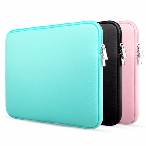 Zipper Laptop Sleeve Case Liner Sleeve For Macbook-orderinbox