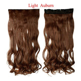 18Inch/24inch Women Curly Hair Extensions-orderinbox
