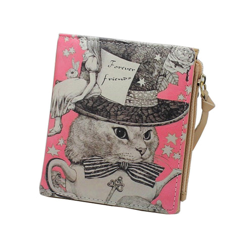 Cartoon Women Wallets-orderinbox