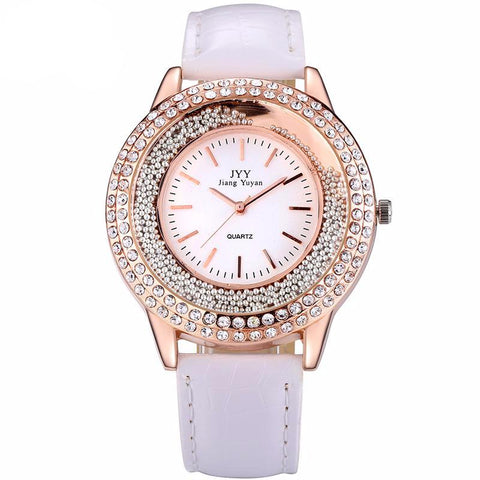 Rose Gold Ladies Watch-orderinbox