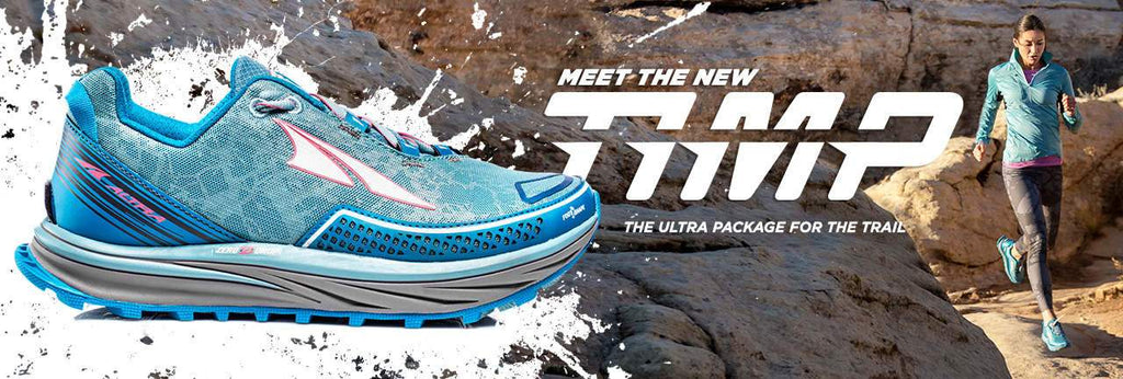 Altra Timp Trail Running Shoe Product Overview
