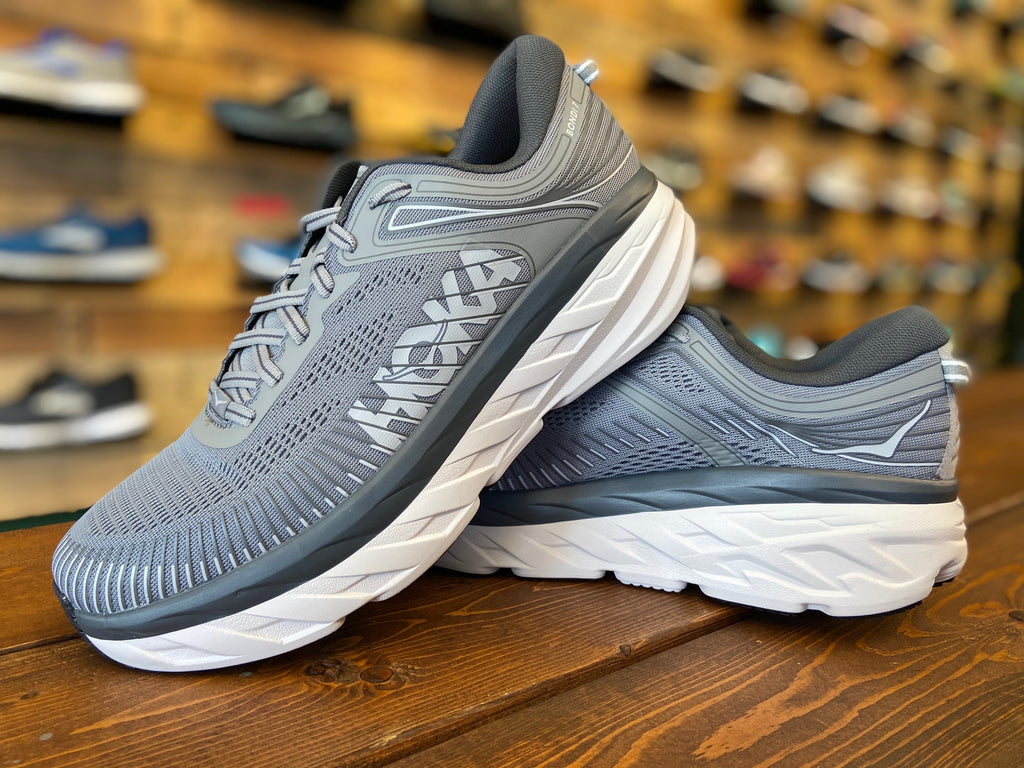 It's Officially (Virtual) Marathon Season. The Hoka One One Bondi 7 May Not Be Your Glass Slipper on Race Day...