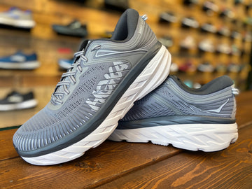 It's Officially (Virtual) Marathon Season. The Hoka One One Bondi 7 May Not Be Your Glass Slipper on Race Day... - Grivet Outdoors