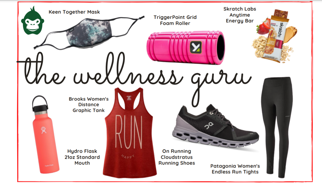 Gift Guide 2020 | Wellness Guru - Grivet Outdoors