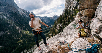 Lesser Known Tips for Beginner Lead Climbers - Grivet Outdoors