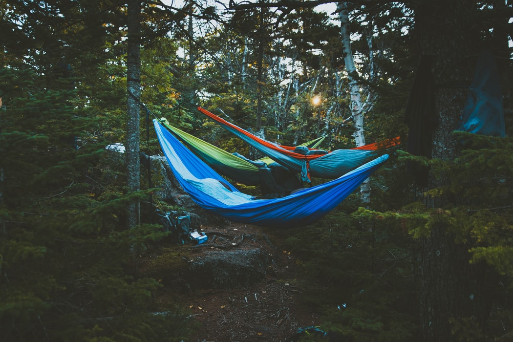How and Where to Get Started with ENO Hammocks — Whether You're Going Camping or Not