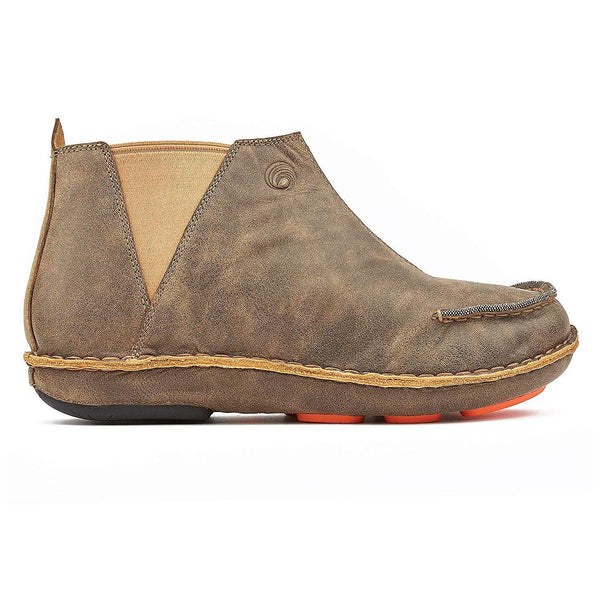 Tamarindo Seafarer Men's Boot Leather Slip On Ankle Booties - [variant_title]