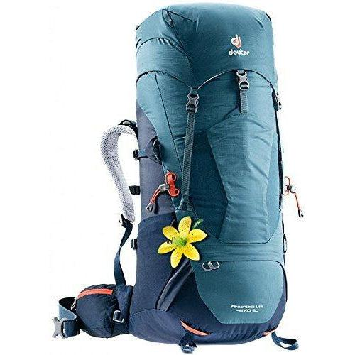 Deuter Aircontact Lite 45+10 SL - Arctic/Navy / One Size