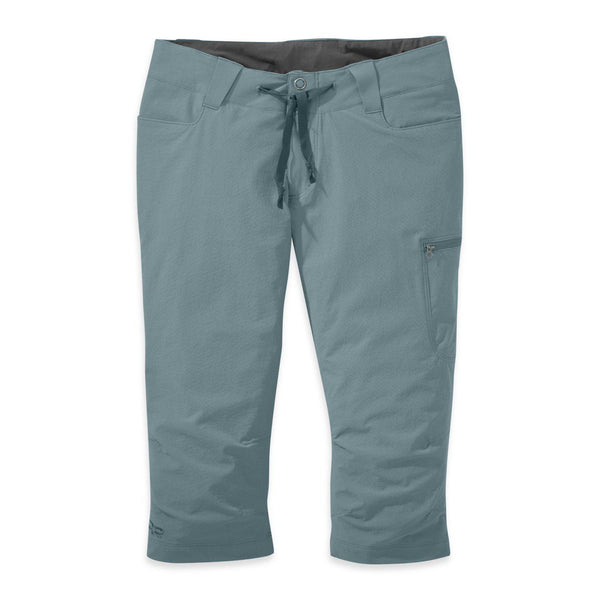 Outdoor Research Women's Ferrosi Capris - Shade / 2