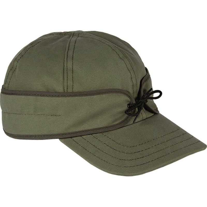 Stormy Kromer Men's The Field Cap - Moss / 6 7/8