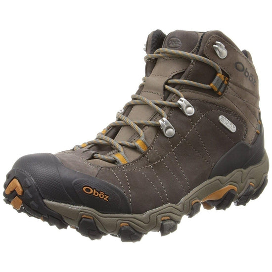 Oboz Men's Bridger BDRY Hiking boot - Sudan / 10
