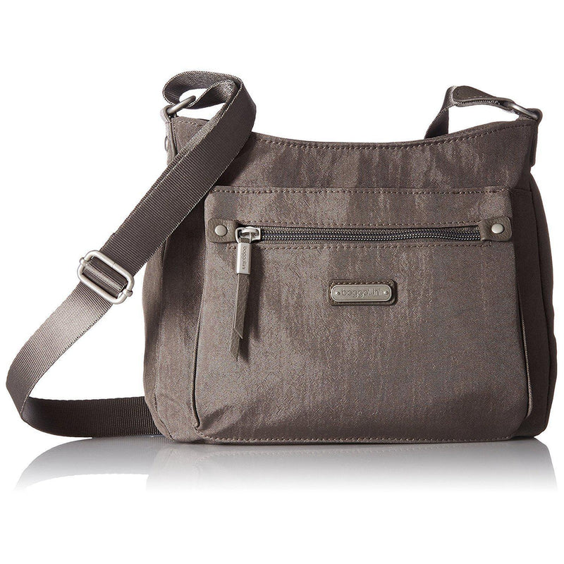 Baggallini Uptown Bagg with RFID Phone Wristlet - Grivet Outdoors