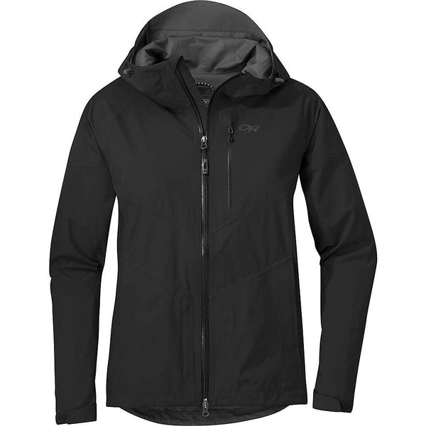 Outdoor Research Women's Aspire Jacket - Black / Large