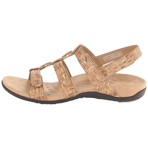 Vionic Women's Women's Rest Amber Backstrap Sandal - Ladies Adjustable Walking Sandals with Concealed Orthotic Arch Support - [variant_title]