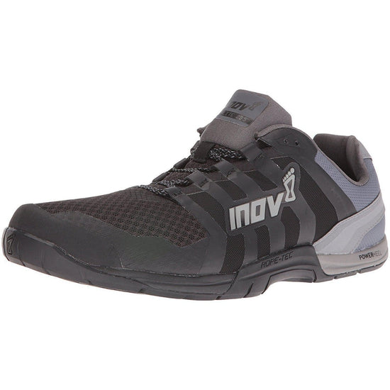 Inov-8 Men's F-Lite 235 V2 Cross-Trainer Shoe - Black/Grey / 12.5 E US