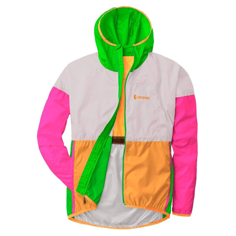 Cotopaxi Teca Full-Zip Unisex - Popsicle / Women's Large/Men's Medium