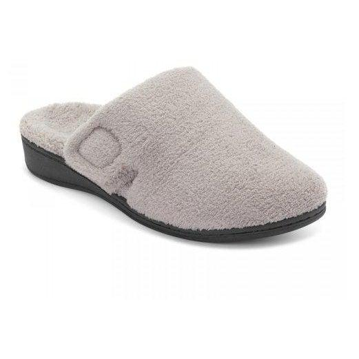 Vionic Women's Indulge Gemma Slipper - Light Grey / 7