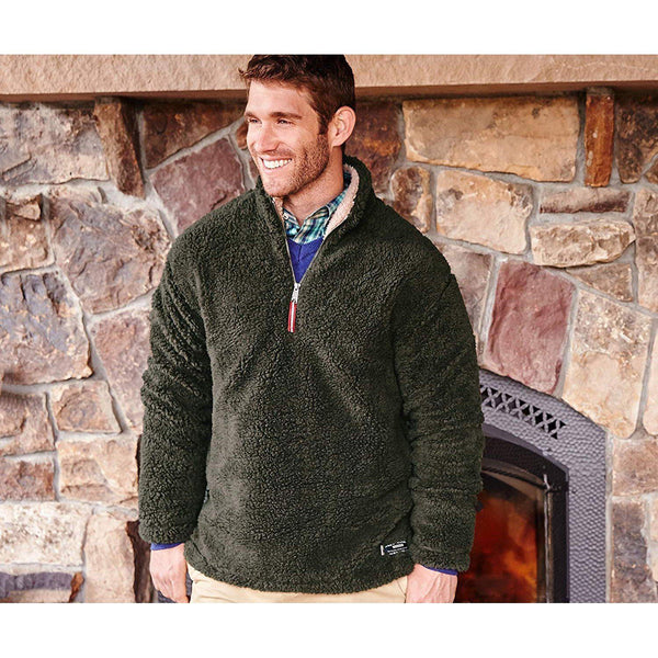 Southern Marsh Appalachian Pile Pullover - [variant_title]