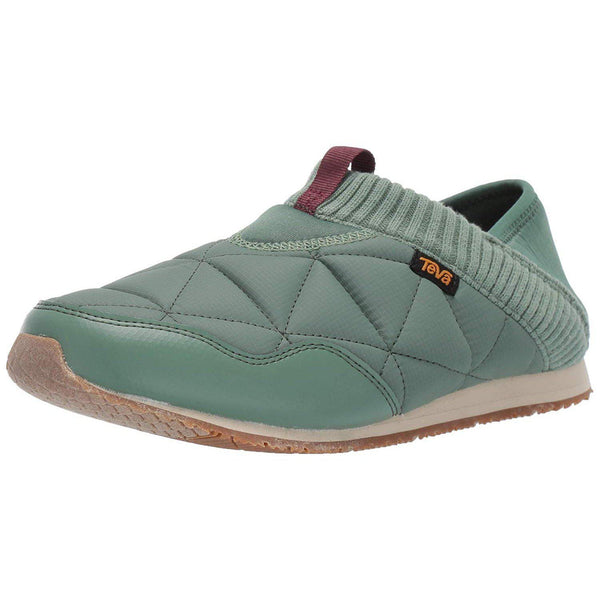 Teva Women's Ember Moc Slipper - Helix Green / 10