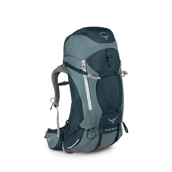 Osprey Packs Women's Ariel AG 55 Backpack - Boothbay Grey / Medium