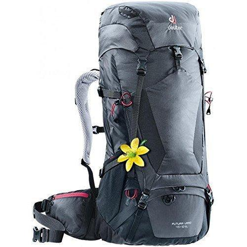 Deuter Futura Vario 45+10 SL Hiking Backpack - Graphite/Black / One Size