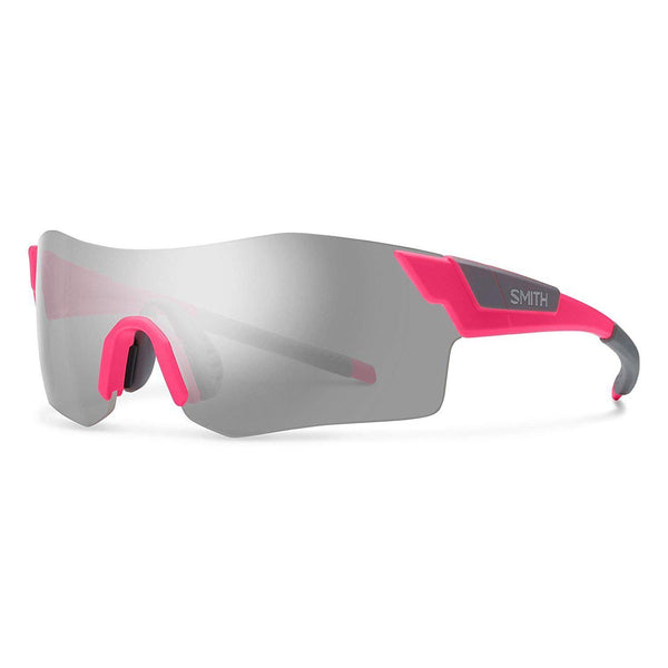 Smith Optics PivLock Arena Chromapop Sunglasses - Pink