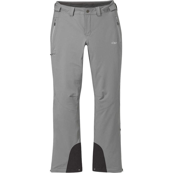 Outdoor Research Cirque II Softshell Pants - Women's - Light Pewter / Large