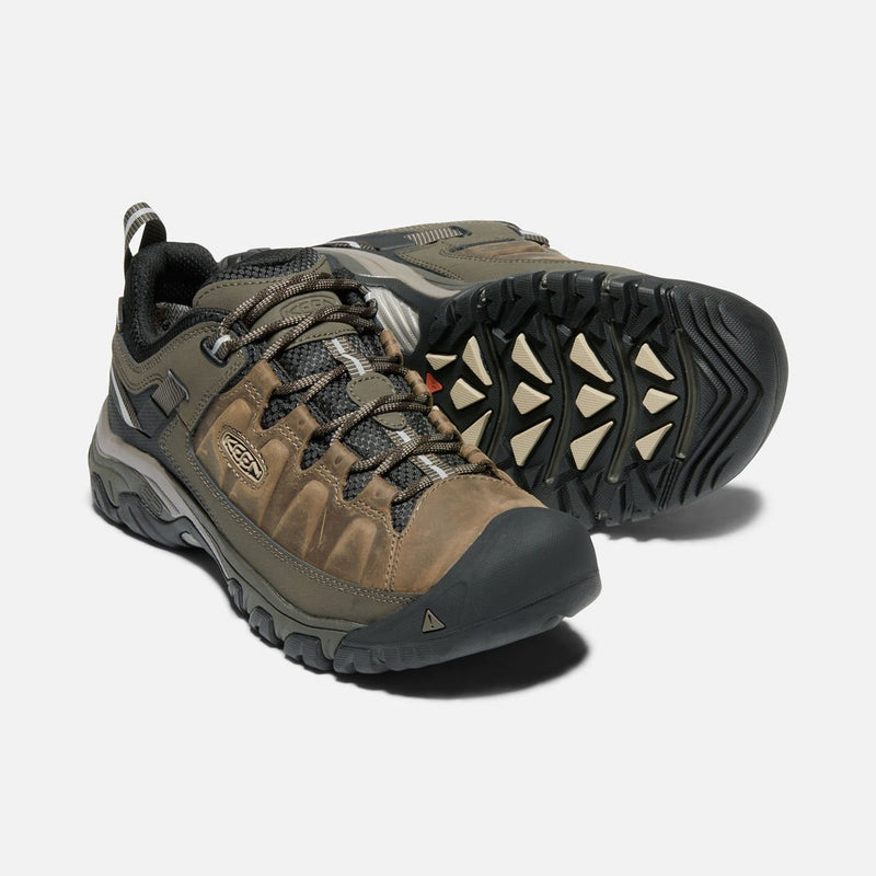 Keen Men's Targhee III Waterproof Low Boot - [variant_title]