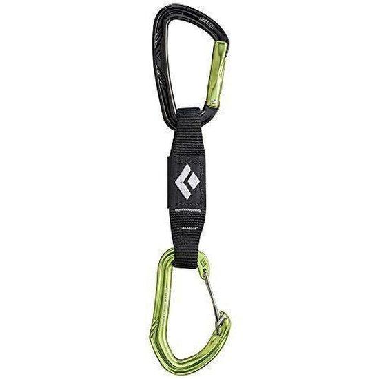 BLACK DIAMOND LiveWire Quickdraw Carabiners - Grivet Outdoors