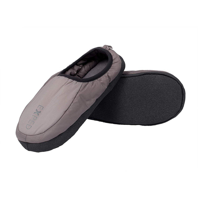 Exped Camp Slipper - Charcoal / Large