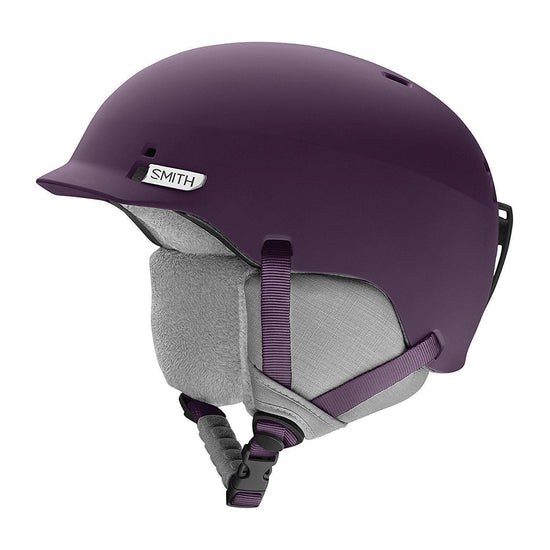 Smith Unisex Adult Gage Snow Helmet - Matte Black Cherry Small (51-55CM)-Smith Optics-GrivetOutdoors.com
