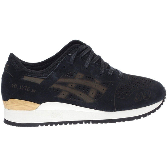 Asics Men's Shoes Gel-Lyte Iii Sneaker - Black / 4.5