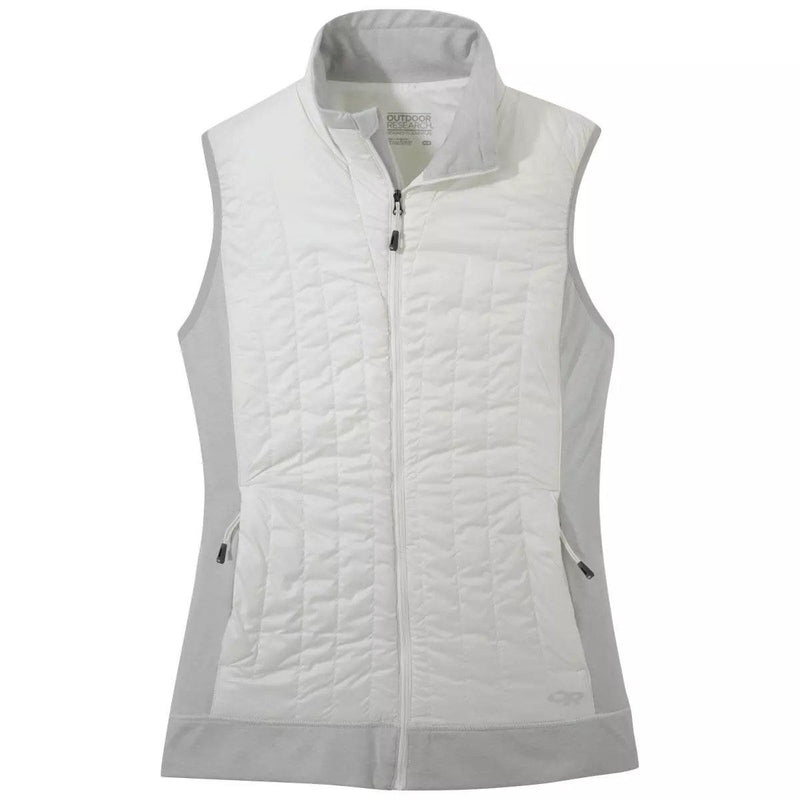 Outdoor Research Women's Melody Hybrid Vest - Cloud / L