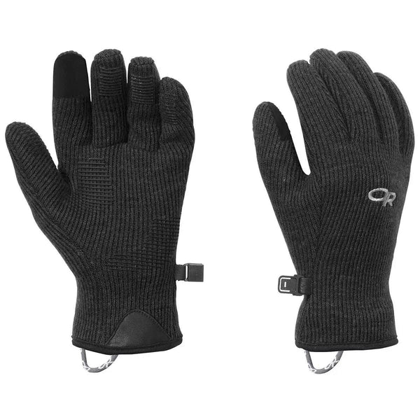 Outdoor Research Women's Flurry Sensor Gloves - Black / L
