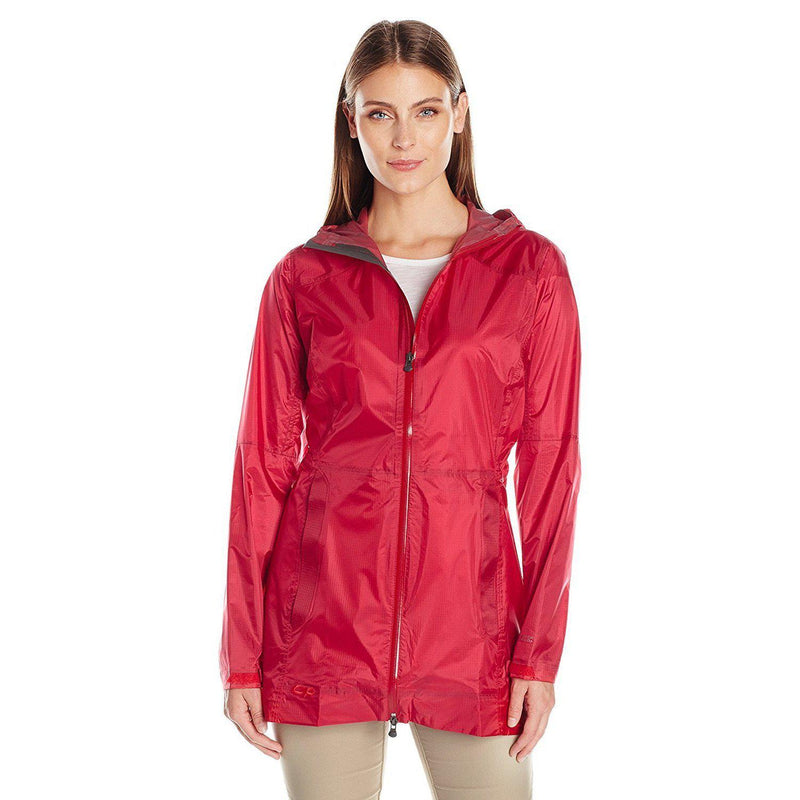 Outdoor Research Women's Helium Traveler Jacket - Scarlet / Small