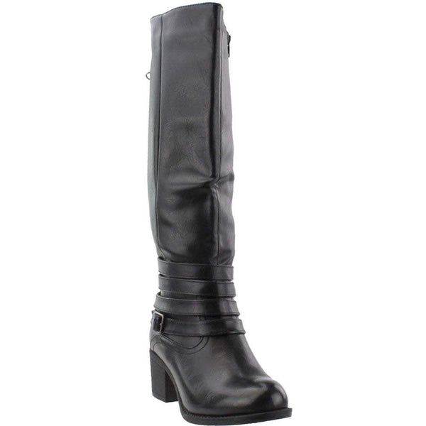 Corkys Supreme Women's Boot - Black-distressed / 10