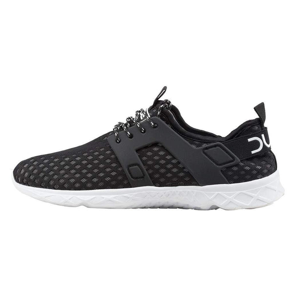 Hey Dude Mens Mistral Sneaker - Black / 10