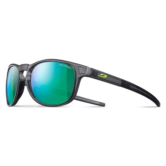 Julbo Resist Sunglasses - Spectron 3 - Translucent Black/Green